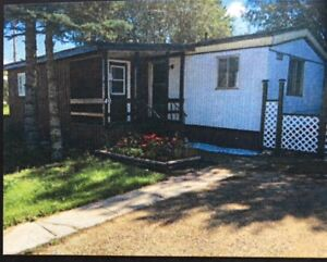 For Sale House Trailer in Tisdale, SK -$35,000.00