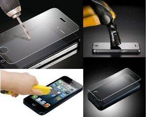 100-GENUINE-TEMPERED-GLASS-SCREEN-PROTECTOR-LCD-GUARD-FOR-APPLE-IPHONE-5-5S-5C
