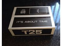 Focus T25 workout DVD box set fitness Shaun t