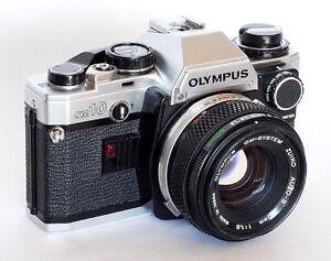 VINTAGE - OLYMPUS OM10 CAMERA - Best offer