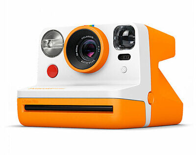 Polaroid Now i‑Type Instant Camera (Orange)