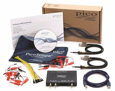 Picoscope 2206b Mso 50 Mhz 216 Channel Mixed-signal Oscilloscope