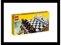 Lego 2 in 1 chess set 40174