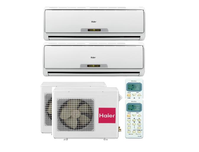36000 BTU Dual Zone Ductless Mini Split Air Conditioner *FRE