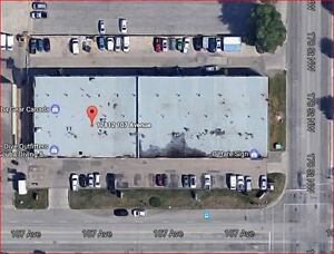 Industrial Bays in West Edmonton for Lease