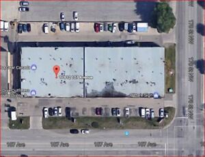 West Edmonton Industrial Bay Available for Lease IB & Leduc