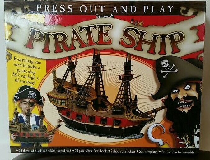Pirate Ship Model  New and unused | in Epsom, Surrey | Gumtree