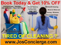 Book Today&Get 10% OFF Self-employed Cleaner uniformed & insured AVAILABLE for cleaning in Newcastle