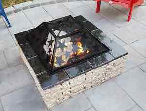 Amazing Granite Fire pits! West Island Greater Montréal image 7