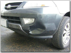 Rust, Dents & Cracked Bumpers repaired