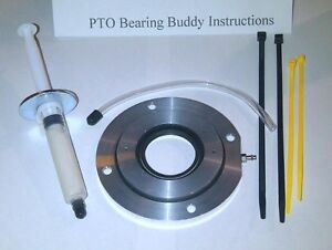 New PTO ski doo bearing buddy snowmobile part for rev and xp