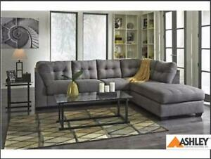 Import & Ashley sofa sale