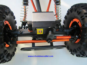 New RC Rock Crawler Truck Electric 2.4G 1/10 Scale 4WD City of Toronto Toronto (GTA) image 6