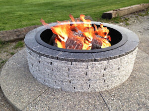 Amazing Granite Fire pits! West Island Greater Montréal image 8