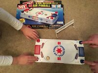 Air Pinball electronic table top game