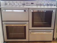 New Flavel 8 Burner Cooker