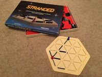 Stranded vintage strategy game by Spears Games