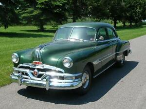 WANTED: 1952 Pontiac Chieftain: Car for Dad