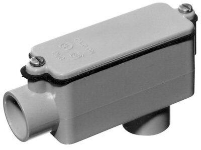 Thomas & Betts E986J-CTN 2-Inch Type LB PVC Access Fitting *