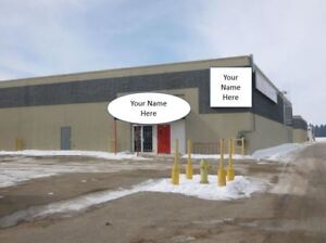 Commercial space available for lease in South Red Deer