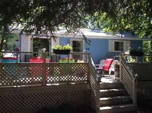Cottage for sale with High Rental Potential 1 minute from Beach