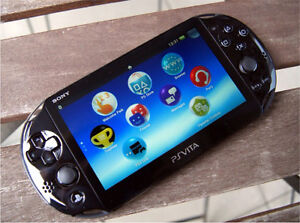 Looking for a PS VITA!