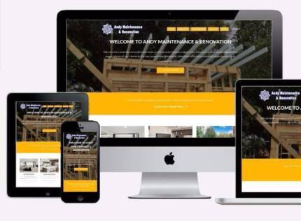 Professional Website for your Business from only $299