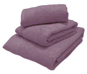 100% Egyptian COTTON Towels & Bath Mat / Super Soft Bathroom Towel Accessories