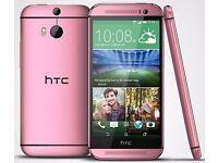 HTC M8 UNLOCKED 8GB