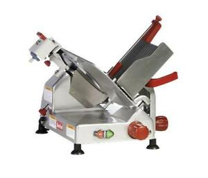 "Nella - Berkel 12"" Meat Slicer - Brand New"