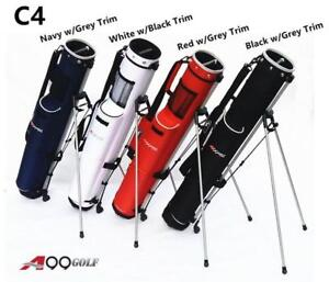 C4 Golf Practise Range/sunday/ stand/pencil/carry Bag