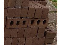 345 Brown Engineering Bricks - Unused/New