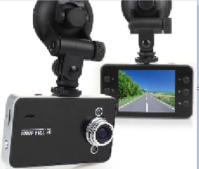 1-N.I.B. K6000 NOVATEK 1080P Full HD LED Night Vision Record