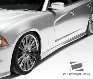 2011-2018 Dodge Charger Duraflex SRT Look Side Skirts