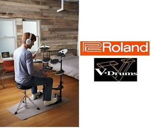 NEW ROLAND ELECTRONIC DRUM SET PORTABLE  Musical Instruments  Drums  Percussion  Electronic Drums 104728587