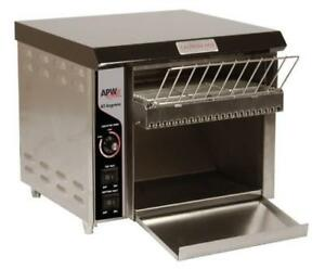 Commercial Toaster - APW Conveyor Toaster for restaurant - Brand New