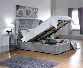 Terrific Wing Beds For Sale Double Beds Bed Frames Gumtree Theyellowbook Wood Chair Design Ideas Theyellowbookinfo