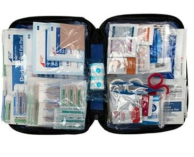 Universal First Aid Kit,Contains 299 Essential First Aid Supplies