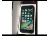 iPhone 6S black in box never been used Vodafone 32 GB