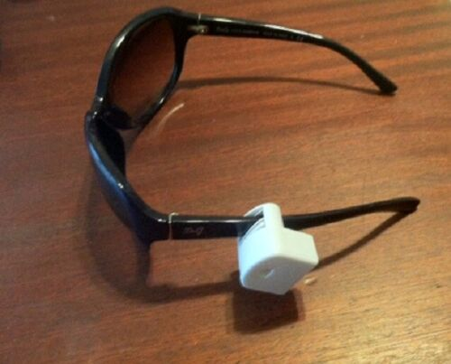 200 pieces EAS AM Eyeglass Optical Tags, 58 Khz Loss Prevention/Anti Theft