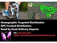 Cliffsend Minster & Ramsgate Leaflet Distribution - Thanet Leaflet Distribution 0755 007 6398