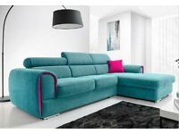 Delivery 1-3 days The uniqueness of the corner FOCUS brand new sofa corner couch settee