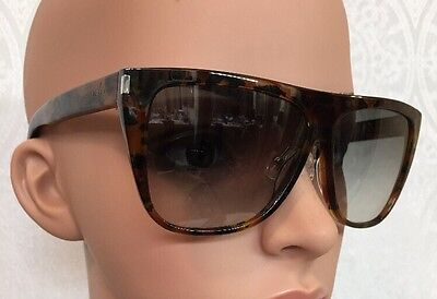 Saint Laurent Sunglasses Tortoise Frame Flat Top for sale  Shipping to India