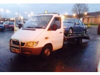 06 MERCEDES SPRINTER 311 RECOVERY TRUCK GOOD RUNNER