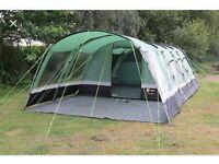 Hi gear corado 6 man tent with canopy
