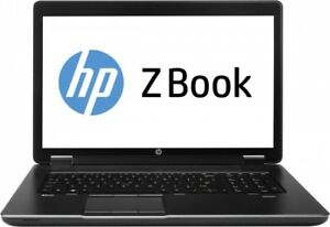 LAPTOP HP ZBOOK TOUCHSCREEN INTEL I7 16 GB RAM 512 GB SSD WIN10