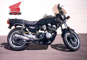 1982 CB900F HONDA....$2000 AS IS...will take little to certify