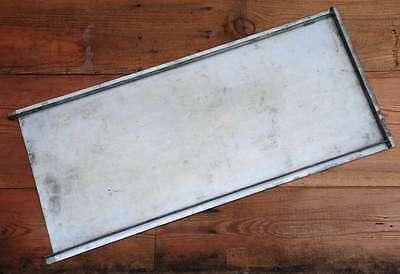 Satzschiff 64x27 cm Buchdruck Bleisatz  Handsatz Satzschiffe letterpress tray