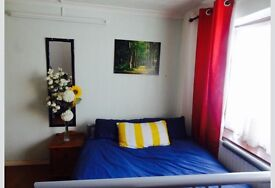 Spacious double room available from today