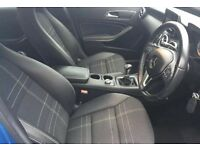 Mercedes A Class Breaking 2012-2016 Black Cloth Interior Reduced To Clear!